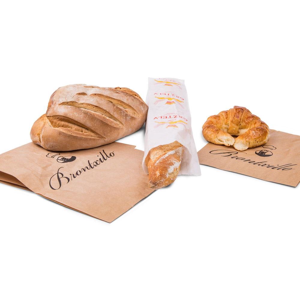 Embalaje y packaging para panaderías y obradores en Gipuzkoa