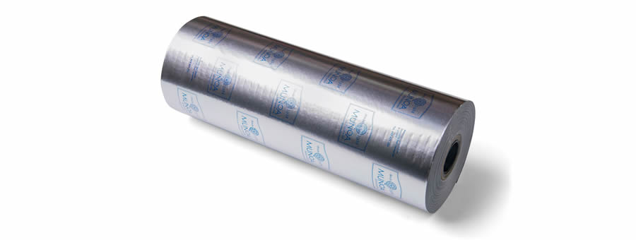 Bobina papel complejo aluminio