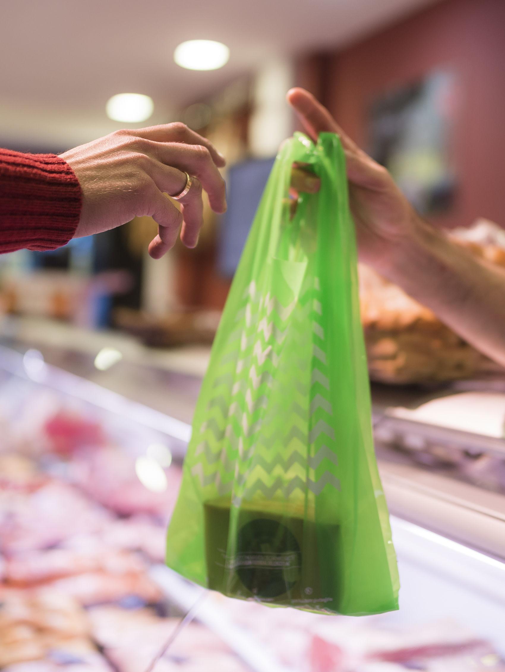 Logística de packaging para comercios y grandes superficies